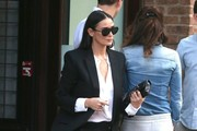 Demi Moore Out and About in NYC
