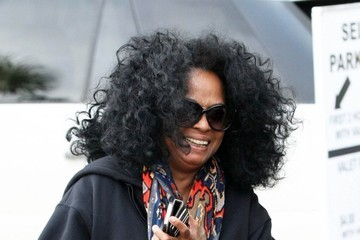Diana Ross Diana Ross Leaving Barneys New York