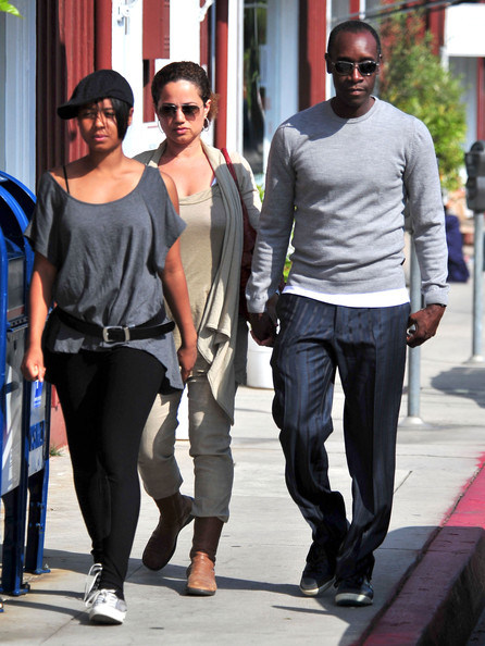 1000+ images about THE BEAUTIFUL BEINGS on Pinterest ... |Don Cheadle Family 2014