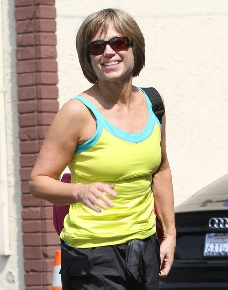 Dancing With The Stars Celebs Go To Rehearsals