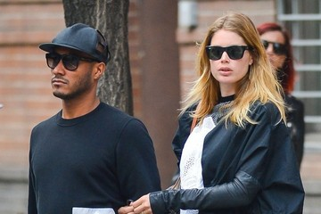 Doutzen Kroes Doutzen Kroes and Sunnery James Go Shopping