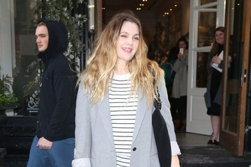 Drew Barrymore Drew Barrymore Spends Time in New York City