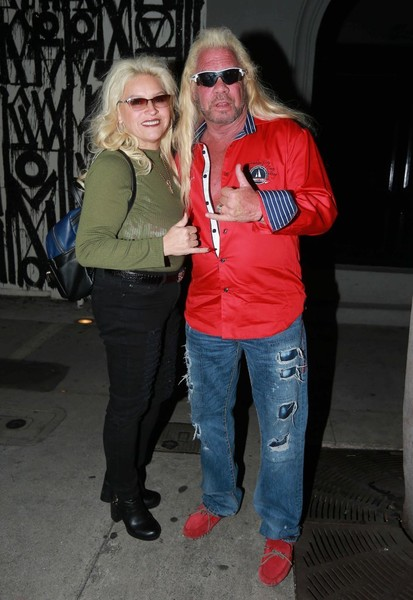 Duane Chapman and Beth Chapman Photos Photos - Celebs Spoted At