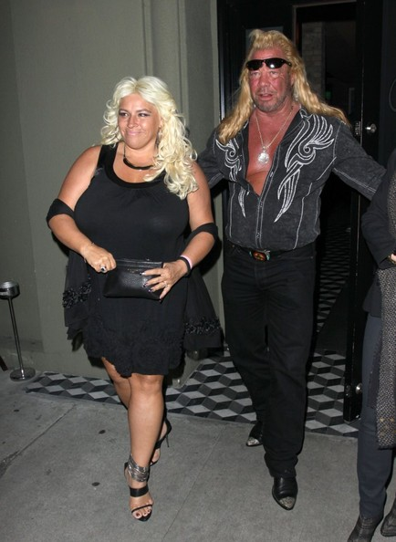 Beth Chapman In Duane Dog Chapman Takes Beth Out To