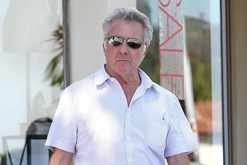 Dustin Hoffman Dustin Hoffman Runs Errands in Brentwood