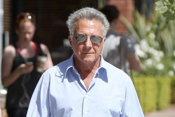Dustin Hoffman Dustin Hoffman Out for Lunch in Brentwood