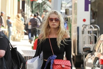 Elsa Hosk Elsa Hosk Shops In NYC