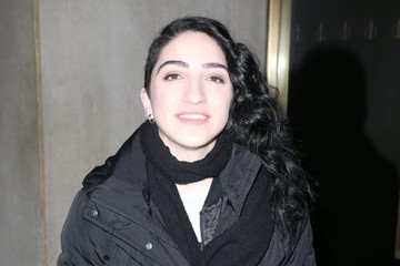 Emily Estefan Celebrities Visit 'The Today Show'