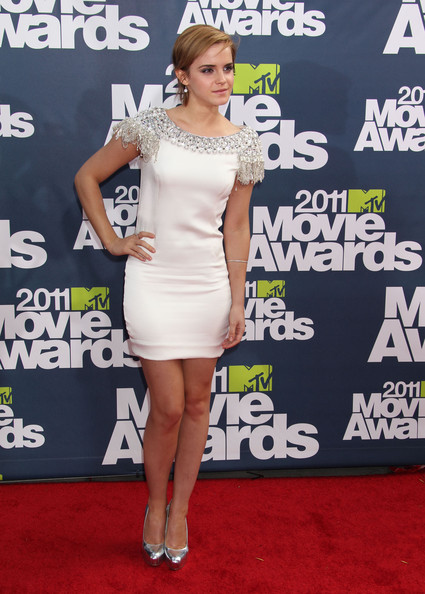 emma watson mtv movie awards pics. 2011 MTV Movie Awards -
