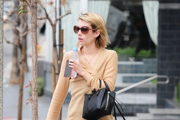Emma Roberts Emma Roberts Runs Errands in West Hollywood