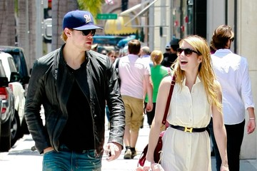 Emma Roberts Chord Overstreet Emma Roberts And Chord Overstreet Shopping In Beverly Hills