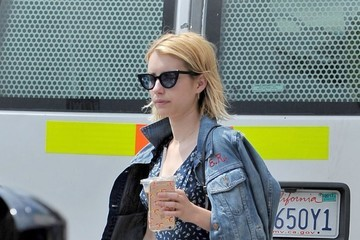 Emma Roberts Emma Roberts Seen Out And About In LA
