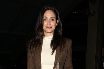 Emmy Rossum Emmy Rossum Enjoys A Night Out In LA