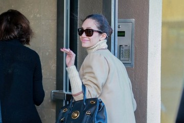 Emmy Rossum Emmy Rossum Out And About In West Hollywood