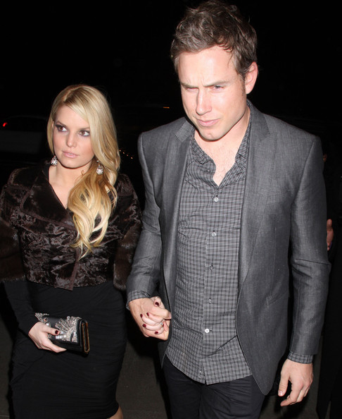 ERIC JOHNSON Pictures - Jessica Simpson And ERIC JOHNSON Out And About ...
