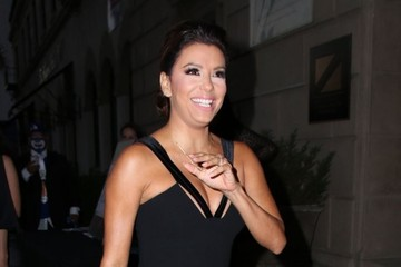 Eva Longoria Eva Longoria Arrives for an Event in Los Angeles