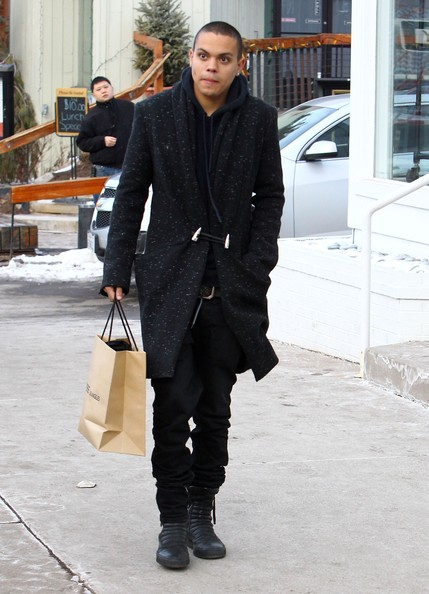evan ross home перевод
