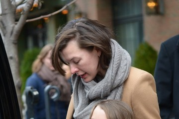 Ever Anderson Milla Jovovich and Her Family Spend Time in NYC