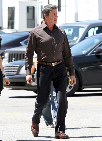 Arnold Schwarzenegger - Página 2 Exclusive+Sly+Stallone+Rapper+Turner+Movie+Sn6VfYARcYol