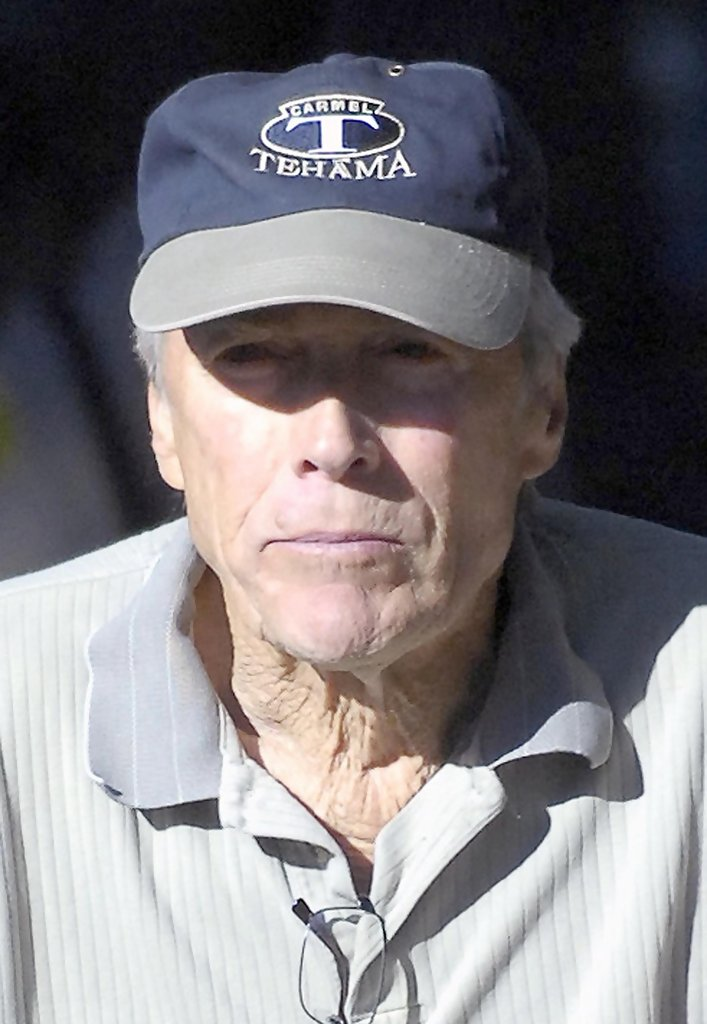 Clint Eastwood in ***FILE PHOTOS*** Clint Eastwood Turns ...