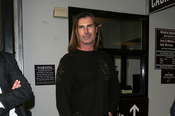 Fabio Lanzoni Fabio Out and About in Bevery Hills