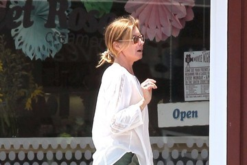 Faith Hill Faith Hill Stops for Ice Cream