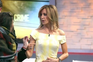 Felicity Huffman Celebs Visit 'Good Morning America'