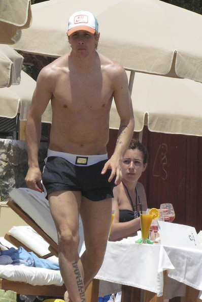 Torres His Family Vacation In Ibiza In This Photo Fernando Torres