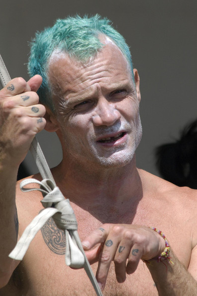 Flea Plays Doctor with Super Glue