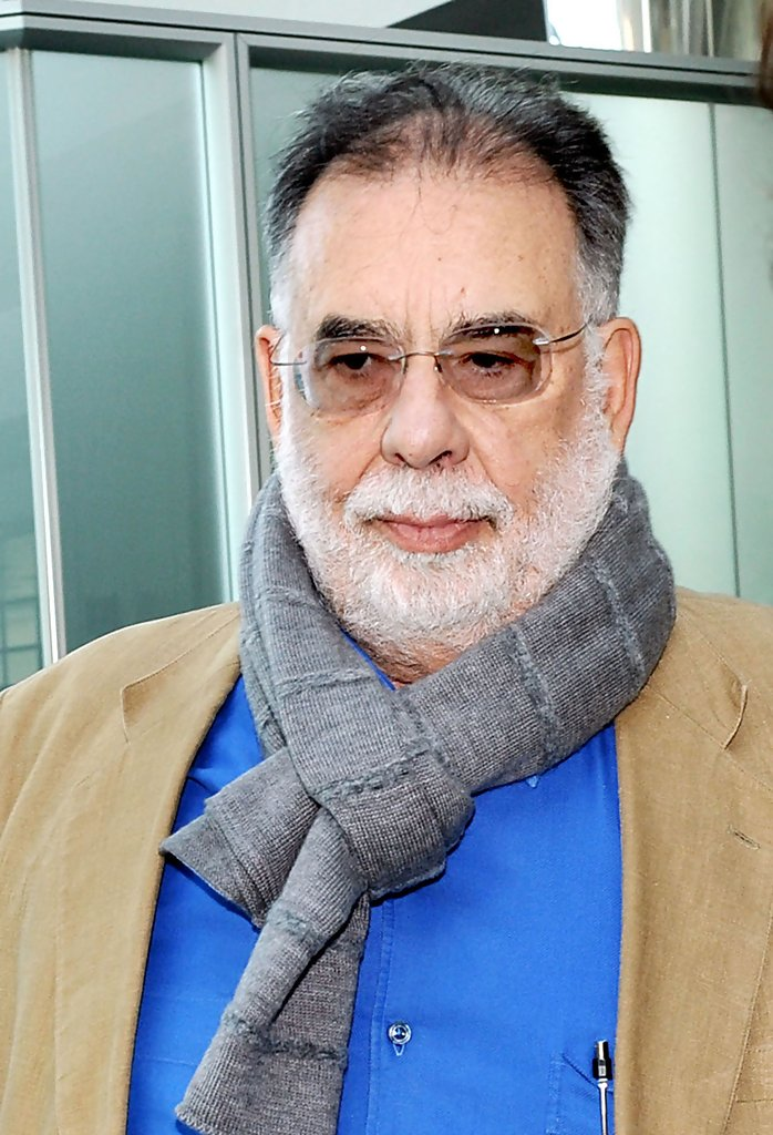 francis ford coppola arriving in turin for film festival. Black Bedroom Furniture Sets. Home Design Ideas