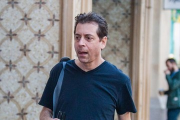 Fred Stoller Fred Stoller Out And About At The Grove