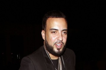 French Montana Celebrities Are Seen at Catch Restaurant