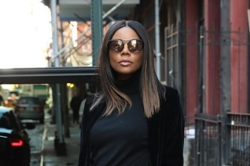 Gabrielle Union Gabrielle Union Steps Out In NYC