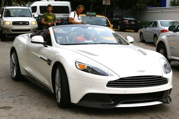 Gabrielle Union Gabrielle Union and Dwyane Wade Do Lunch — Part 2