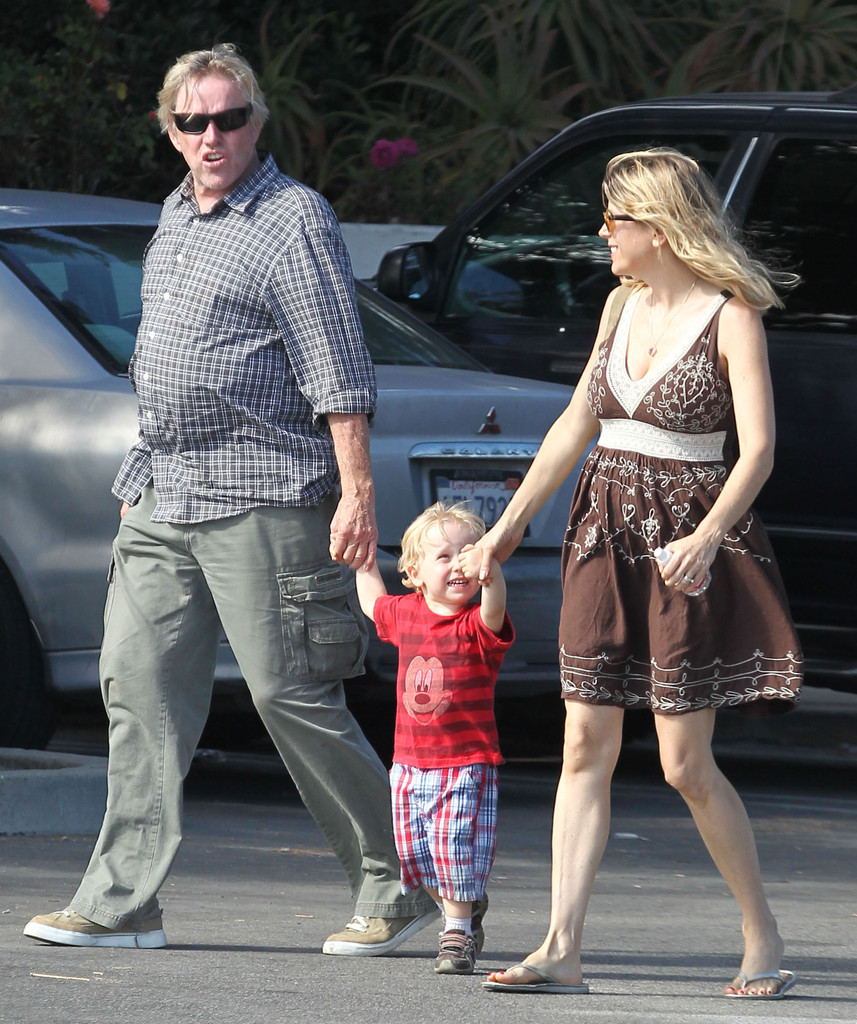 Gary Busey And Family At The Malibu Chili Cook Off - Zimbio