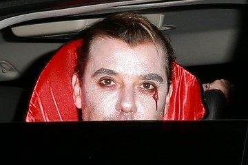 Gavin Rossdale Stars at Kate Hudson's Halloween Party — Part 3