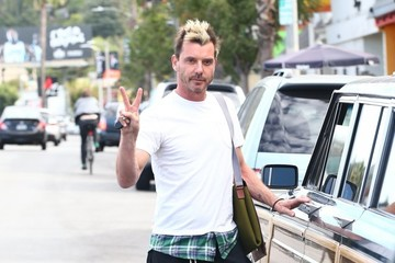Gavin Rossdale Gavin Rossdale and Zuma Head Out and About in LA
