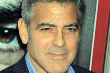 George Clooney 'The Ides Of March' New York Premiere