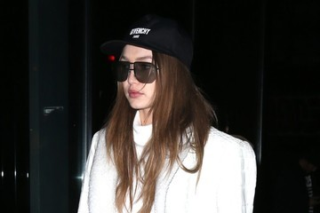 Gigi Hadid Gigi Hadid Heads Home After Shopping Soho NYC