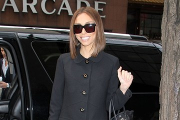 Giuliana Rancic Celebs Stop by the 'Today' Show