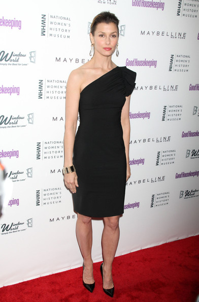 Celebrities attend Good Housekeeping's Shine On Awards show in New York City.