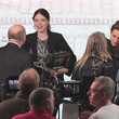 Wallace Shawn and Michelle Trachtenberg Photos