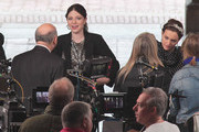 Wallace Shawn and Michelle Trachtenberg Photos Photo