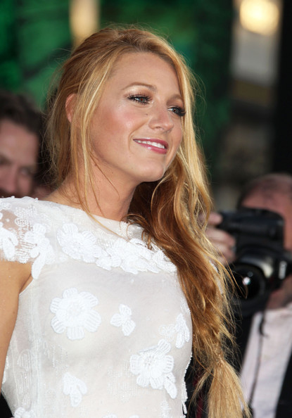 Blake Lively Green Lantern Pics. Blake Lively middot; quot;Green Lanternquot; Los Angeles Premiere - Arrivals