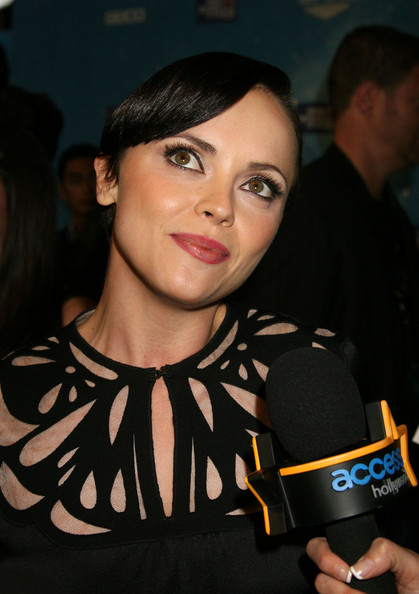Guests Arriving At Spike TV's 2009 Scream Awards