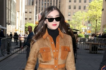 Hailee Steinfeld Celebrities Visit the 'Today' Show