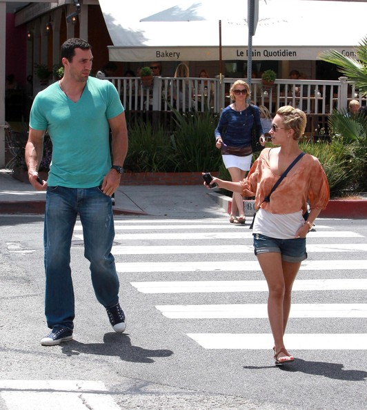 wladimir klitschko and hayden panettiere. Hayden Panettiere And Wladimir