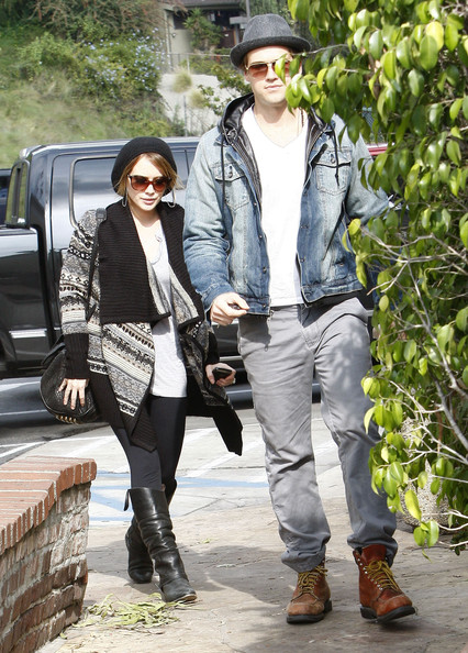 Hilary Duff And Nick Zano Out And About In West Hollywood ...