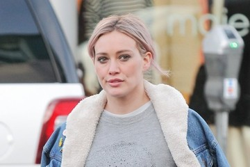 Hilary Duff Hilary Duff Out Shopping in Bevelry Hills