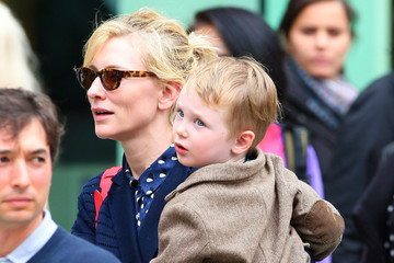 Ignatius Upton Cate Blanchett and Son Ignatius Shop in NYC